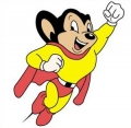 MIGHTY MOUSE Stickers